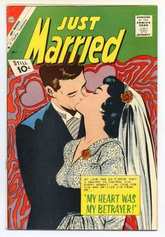 Just Married #20 (Charles Nicholas) Silver Age-Charlton FN {Randy's Comics} | eBay