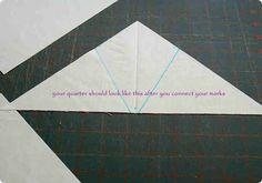 Araña Web acolchar bloque - Tutorial