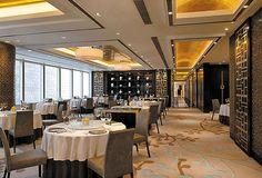 Ming court 2 Michelin star restaurant in the hotel