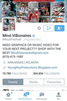 Mind visionaries