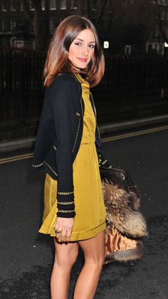 The Olivia Palermo Lookbook : Fashion Week