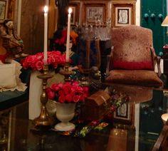 Antiques & Roses,  La Quinta de San Antonio, Puebla, Mexico.