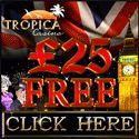 £25 No Deposit Bonus. $/£/€ 25 No Deposit Bonus      Get a $/£/€ 25 Free Casino Chip when signing up a new real money account.  1st Deposit Bonus – 200% Match up to $/£/€ 500 2nd Deposit Bonus – 100% Match up to $/£/€ 500 3rd Deposit Bonus – 400% Match up to $/£/€ 1000 $/£/€ 50 Refer a Friend Bonus