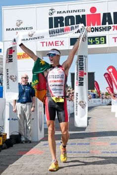 Who Are You Picking In The 70.3 World Championships In Las Vegas?  We say Potts and Carfrae.
