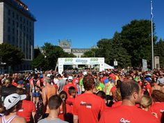 Viajar correndo: SSQ Health 5K - Lévis-Québec Marathon #viajarcorrendo #quebec #ssqhealth5K #maratonduquebec #levisquebec #levisqubecmarathon