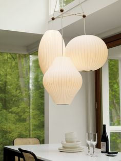 We agree with DWR: Nelson Bubble Lamps – everyone should own at least one.