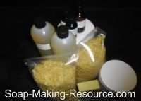 Lotion Bar Recipe & Kit
