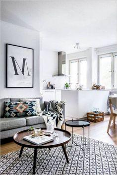 Fantastic Small Living Room Interior Idea 23