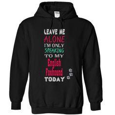 ENGLISH FOXHOUND T Shirts, Hoodie. Shopping Online Now ==► https://www.sunfrog.com/Pets/ENGLISH-FOXHOUND-5764-Black-12488566-Hoodie.html?41382