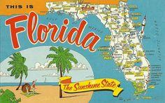 My native state. I ♡ Florida!