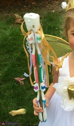This homemade costume for girls entered our 2013 Halloween Costume Contest.