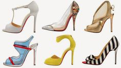 Christian Louboutin // SS14 Shoes (Pic Heavy)