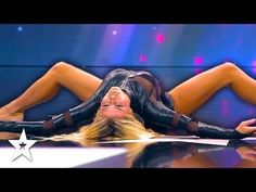 Is This The SEXIEST Audition Yet? Erotic Dancer Wows Judges | Got Talent Global - YouTube