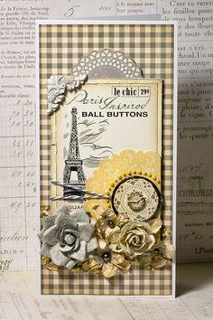 French inspiration - Scrapbook.com