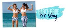 K+K SLAY | FEATURED FROM BEACH BABE 4! – ToneItUp.com
