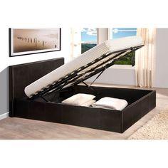 Lit coffre avec sommier et tête de lit SKON Outdoor Furniture, Outdoor Decor, Entryway Bench, Storage, Home Decor, Entry Bench, Purse Storage, Hall Bench, Decoration Home