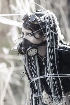 sekigan:  cyber goth | Fashion: Cyber goth | Pinterest