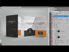 5 Free Presentation Folder Mockup PSD Templates