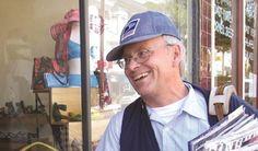 Crônicas Americanas: O sorriso do carteiro: um conto de fadas