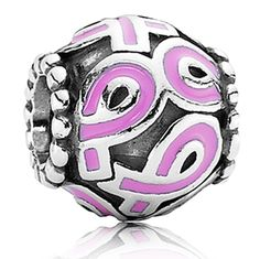 This will be my next charm in honor of my Grandmother who is battling breast cancer.