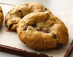 Gluten Free Candy Filled Chocolate Chip Cookies