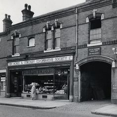 Co-op bakery shop, Stirchley by co-ophistorian, via Flickr