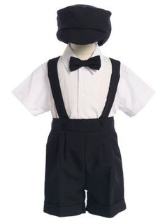 Black Special Occasion Suspenders and Short Set with Hat - S (3-6 Month) Lito http://www.amazon.com/dp/B0030XOX2K/ref=cm_sw_r_pi_dp_rXOqvb14A026J