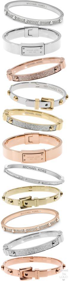 Michael Kors Bangles | LOLO❤