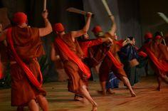 Te Maeva Nui 2012: International Night