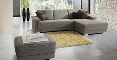 Sitzgarnitur SEDDA Genius 2 Sofas, Couch, Furniture, Home Decor, Settee, Room Decor, Settees, Couches, Couches