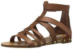 Steve Madden Women's Drastik Huarache Sandal