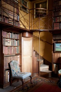 library of Goodwood House