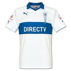 Camiseta del Club Deportivo Universidad Católica de Chile 2013-2014 Local