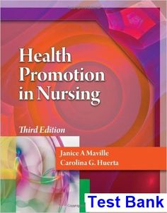 Fundamentals of investments 7th edition solutions manual by jordan health promotion in nursing 3rd edition maville test bank test bank solutions manual fandeluxe Choice Image
