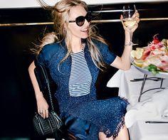 Amanda Seyfried for Vogue by Mario Testino