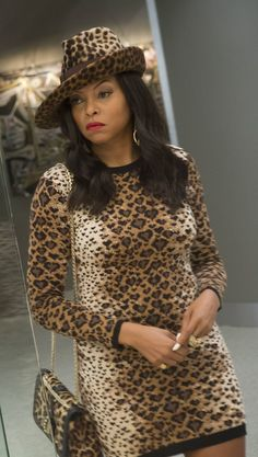 Leopard Outfits, Animal Print Outfits, Empire Cookie, Cookie Lyon, Taraji P Henson, Fox Pictures, Fashion Games, Nice Dresses, Outfits