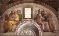 Jacob - Joseph - Gallery of Sistine Chapel ceiling - Wikipedia, the free encyclopedia