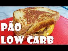 Pão Low Carb fácil de fazer - SEM GLUTEN! - YouTube