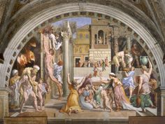 renaissance paintings raphael - Google Search
