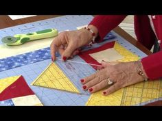 Giving Quilt Challenge - YouTube