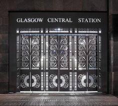 Central Station, Glasgow, Scotland | photos © Andrew Lee Photographer