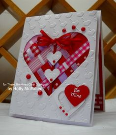 TLC363 ~ Be Mine ~ by Toy - Cards and Paper Crafts at Splitcoaststampers