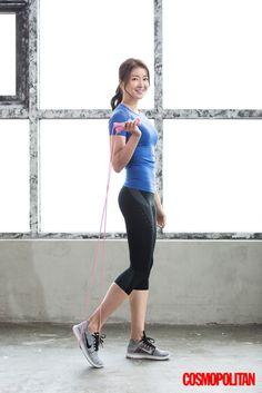 [잇아이템] 이시영 그녀의 리얼할 뷰티 노하우 공개 #topstarnews