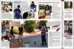 """HOT OFF THE PRESS 2014 // """"The Howl,"""" Southwest Career and Technical Academy [NV]"""