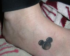 mickey mouse tattoos for women | Disney tattoos - Page 5 - MouseBuzz.com