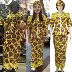 2019 African Dresses for Women cotton african print clothing Wax suit Party Dress and Ladies African Clothes Home Design, African Print Clothing, African Clothes, Fashion Models, Dashiki Dress, African Dresses For Women, African Women, Mode Outfits, Collar Dress