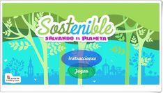"""Sostenible. Salvando el Planeta"" (Juego Mediambiental) Facial Tissue, Personal Care, Science Area, Interactive Activities, Blue Prints, Save Our Earth, Teaching Resources, Self Care, Personal Hygiene"