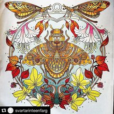 I love looking at the pics you post at #dagdrömmar Its really amazing how the… --> If you're looking for the best coloring books and supplies including drawing markers, colored pencils, gel pens and watercolors, please visit http://ColoringToolkit.com. Color... Relax... Chill.