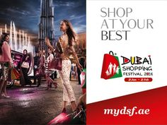 Dubai shopping festival 2014 (january 2-feb 2nd)