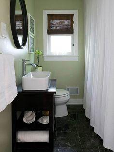 Cute sink!
